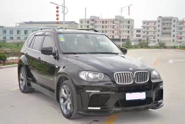 BMW X5 E70 HM Style - Full Body Kit Upgrade 2006-2013
