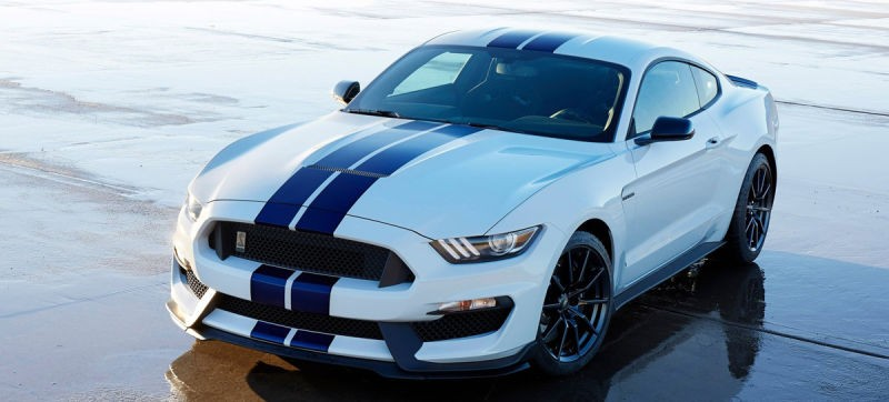 Ford Mustang Gt350 Shelby Style Complete Bodykit Upgrade