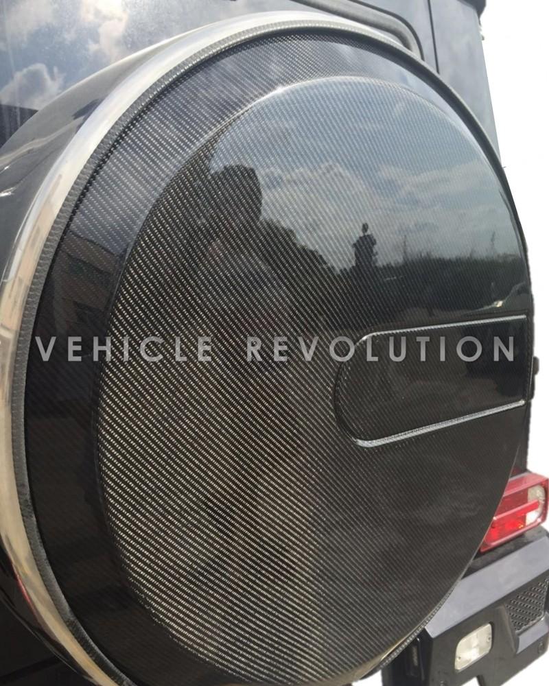 Mercedes Benz Brabus Style G Wagon W463 G63 Carbon Fibre ...