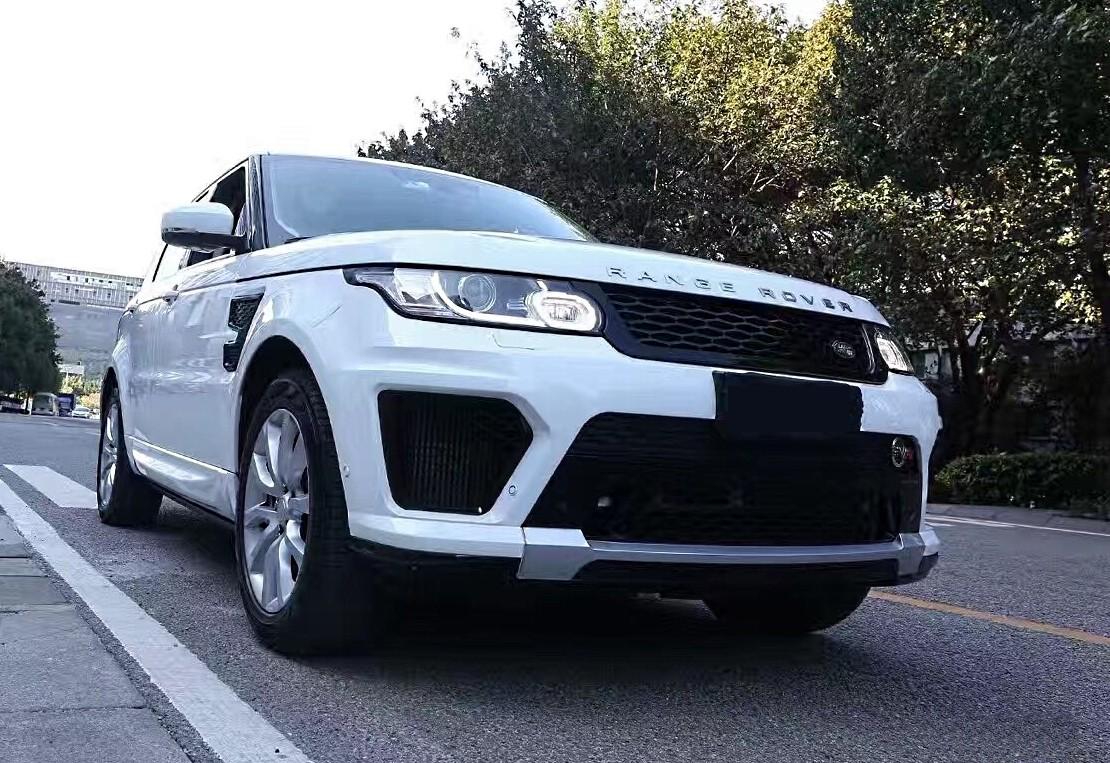 Range Rover Sport L494 Svr Style Body Kit Conversion Upgrade 2013