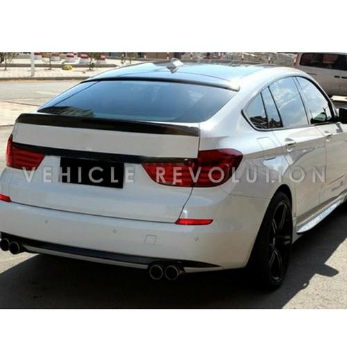 BMW 7 Series G11 G12 AC Style Rear Carbon Fiber Spoiler 2014 2017
