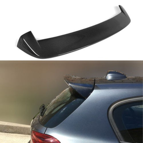 bmw 1 series f20 3d design carbon fiber car rear spoiler. Black Bedroom Furniture Sets. Home Design Ideas