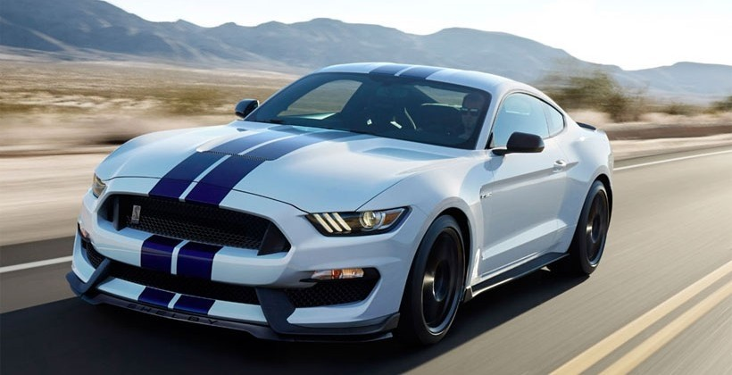 Ford Mustang Gt350 Body Kit Upgrade Without Side Fenders For All