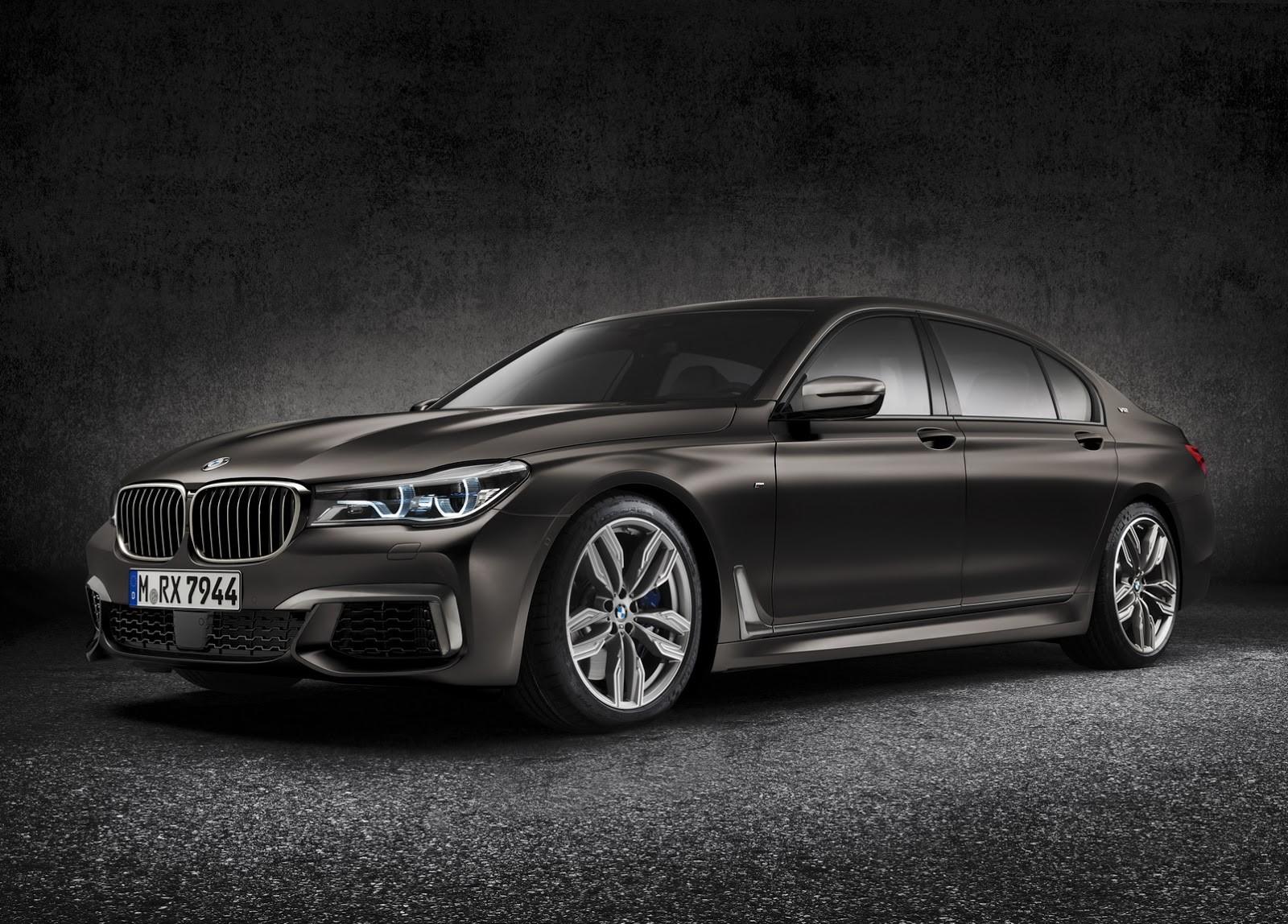 BMW 7 M60 Series Body Kit Upgrade 2015 2016 2017
