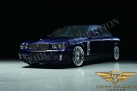 Jaguar XJ X350 X358 Black Bison Body Kit Upgrade Conversion for 04 - 09 Models