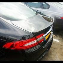 Jaguar X250 XF Carbon Fiber Rear Spoiler 2008 - 2015