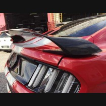 Ford Mustang GT350 Carbon Fibre Aero Wing Trunk Boot Spoiler 2015 - 2017