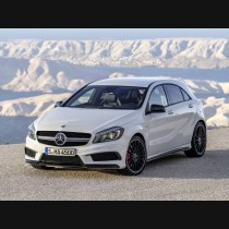 Mercedes Benz W176 AMG Style Body Kit Upgrade 2013-2015
