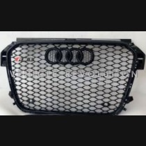 Audi  A1 RS1  Black Grille, Black Frame, Black  Rings 2013 2014 2015