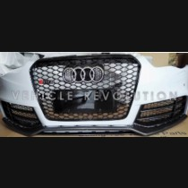 Audi A5 - RS5 Carbon Fiber Coloured Facelift Body Kit Upgrade 2013 -2015