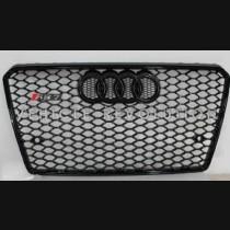 Audi  A7 RS7  Black Grille, Black  Frame, Black Rings 2013 2014 2015