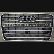 Audi A8 W12 Grille 2015 2016 2017