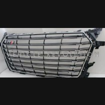 Audi TTS  Black Grille, Chrome Frame  With PDC 2013 2014 2015