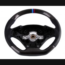 BMW 3 Series (F30/F35) Carbon Black Steering Wheel With Perforated Leather Grip 2013+