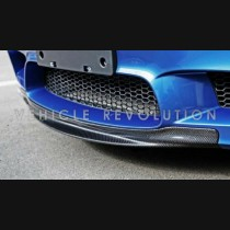 BMW 5 Series F10 Carbon Fiber Front Lip 2010-2015