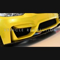 BMW F80 M3 &  F82 M4 M Performance Carbon Fiber Front Splitter & Down Lip 2014 2015