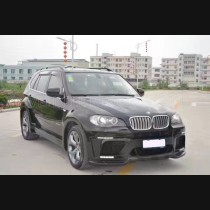 BMW X5 E70  HM Style - Full Body Kit Upgrade 2006-2013