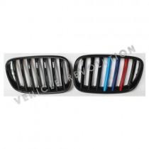 BMW X5 F15 X6 F16 2014-2015 M Sport Colour Front Grill