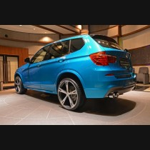 BMW X3 F25  2014 Body Kit Upgrade 2014 2015 2016 2017