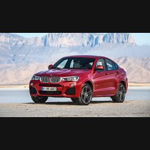 BMW X4 F26  2014 Body Kit Upgrade 2014 2015 2016 2017