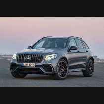 Mercedes-Benz GLC AMG Style Body kit Upgrade 2015-2017