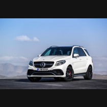 Mercedes Benz GLE AMG Style W166 Body kit Upgrade 2015 2016 2017