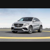 Mercedes Benz  Gle Coupe AMG Style Body kit Upgrade 2015 2016 2017