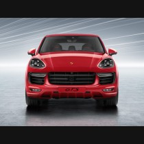 Porsche Cayenne GTS Style Body Kit Upgrade 2015-2017