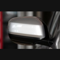 Honda City Carbon Fiber Mirror Cover 2 With LED  Replacement 2009-2014