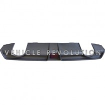 Honda Civic Rear Diffuser With Flash LED 2016