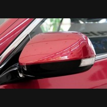 Honda Spirior Carbon Mirror Cover Add On  2009-2013