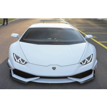 Lamborghini Huracan LP610 DM Style Revolution Full Carbon Fiber Body Kit Upgrade 2014-2017