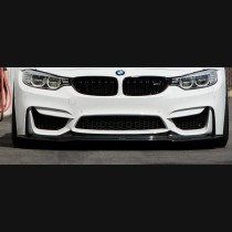 BMW F8x M3 M4 Carbon Fiber Front Lip VS Style 2014 2015