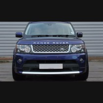 Range Rover Sport Grey Silver Autobiography Style Front Grille Side Vent 10-13