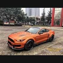 Ford Mustang Wide Arch Body Kit Conversion Upgrade For All 2014 - 18 Models
