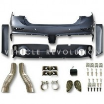 Rear bumper kit