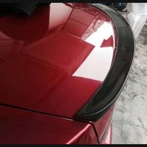 Jaguar XF X260 Carbon Fiber Rear Spoiler 2016 - 2017