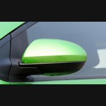 Mazda 2 2009-2014 Without LED / Mazda 3 2010-2013 Without LED Carbon Fiber Mirror Cover Add On 2009-2014