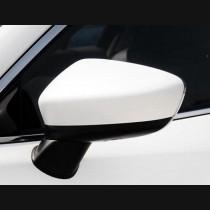 Mazda 3 Axela Carbon Fiber Mirror Cover Replacement 2014-2017