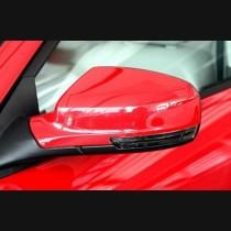Mazda 6 Carbon Fiber Mirror Cover  Replacement 2013-2016