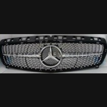 Mercedes-Benz A Class W176 Diamond  Grille 2013 2014 201 2016 2017