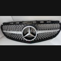 Mercedes-Benz E Class W212 Grille  With Camera Hole 2013 2014 2015 2016 2017