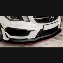 Mercedes-Benz CLA45 PRE LCI Package Front Lip Red Line 2014-2016