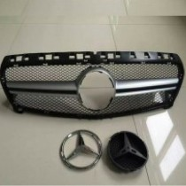 Mercedes-Benz W176 A45 AMG Grille 2014 2015 2016 2017