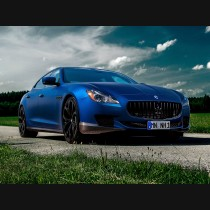 Maserati Quattroporte Carbon Fibre Aero Body Kit Upgrade 2009 - 2017