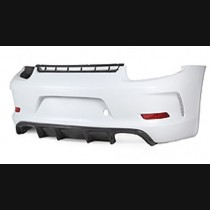 Porsche 911 (991) Upgrade GT3 Style Rear Bumper With Carbon Rear Diffuser 2012-2017