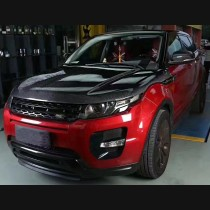Land Rover Range Rover Evoque Genuine Sport Carbon Fiber Bonnet Hood 2011+