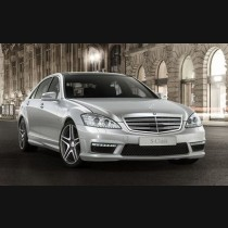Mercedes Benz W221 AMG Style Body Kit Upgrade 2006-2013