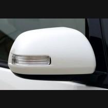 Toyota Previa | Alphard |Prado Carbon Fiber Mirror Cover Add On Cover 2006-2014