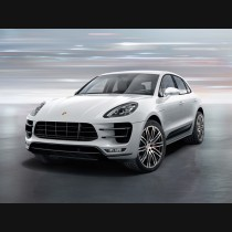 Porsche Macan Turbo Front Bumper Upgrade 2014-2017